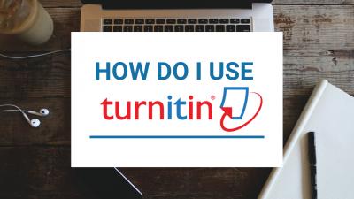 How do I use Turnitin?