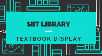 SIIT Library Textbook Display